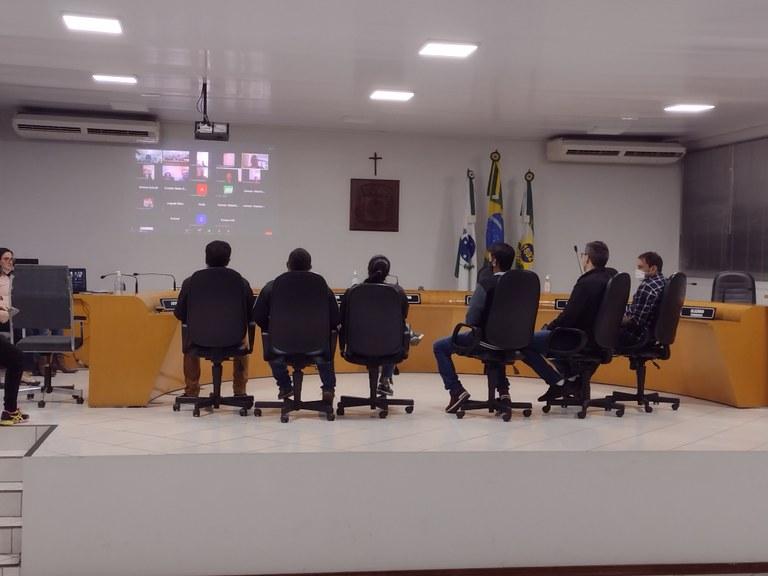 Vereadores e Servidores participaram de Curso oferecido pela Acamsop